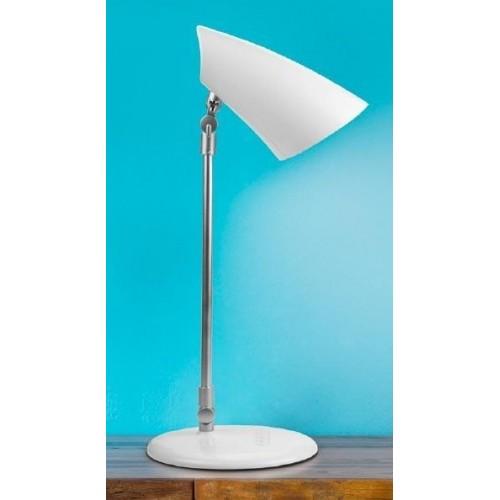 Lámpara escritorio articulada led 8w 5 intesidades al tacto