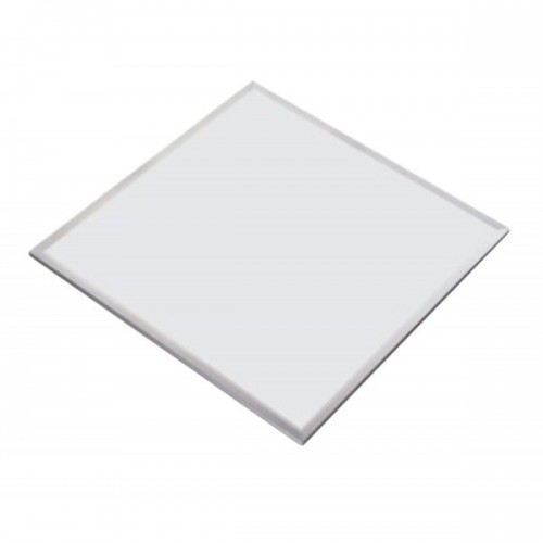 Panel led 56w luz neutra, 60x60cm, aluminio blanco
