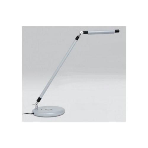Lámpara escritorio articulada Kit, led 3w , aluminio acabado gris alumat
