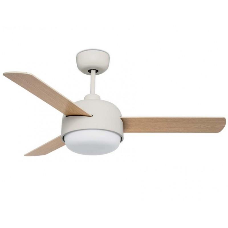 Lamparas con ventilador con luz with lamparas con - Lamparas con ventilador ...