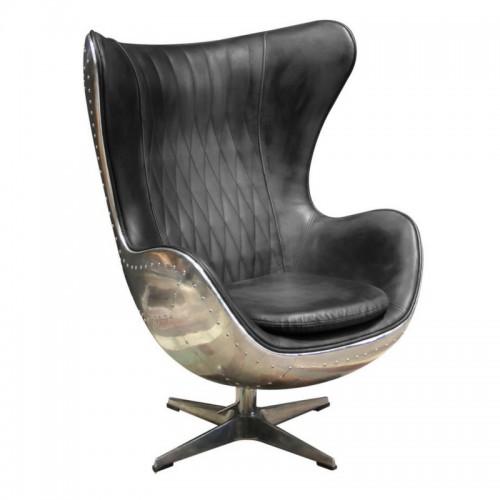 Sillón Egg, el clásico sillón diseñado por Arne Jacobsen en 1958