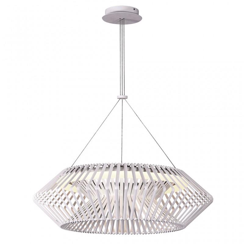 Colgante led de diseño exclusivo Ø 80cm. Luz cálida