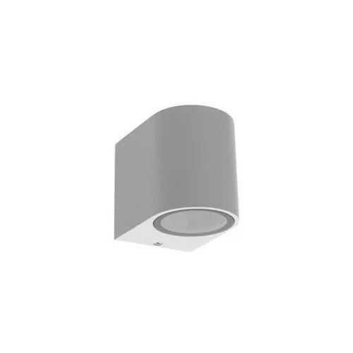 Aplique unidireccional aluminio , para 1 dicroica led
