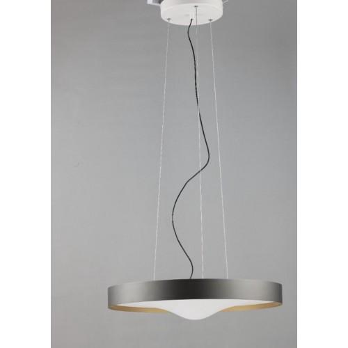Colgante led Ø 50cm 45w luz cálida