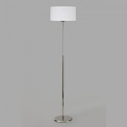 Lámpara de pie recta 1 luz c/ pantalla