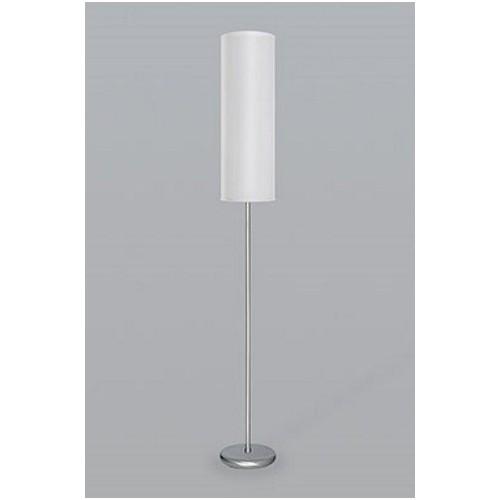 Lámpara de pie recta c/pantalla tubo