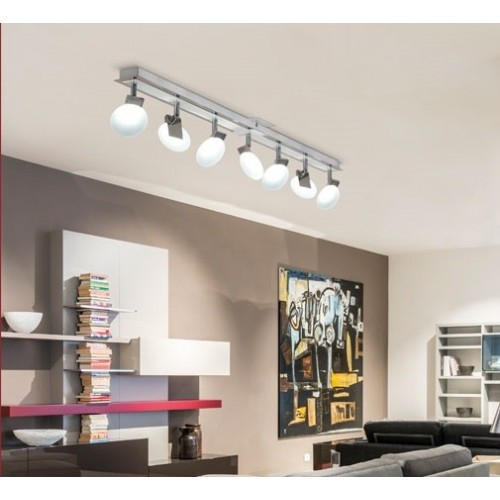 Barral Misterio LED 5 luces 6w. Ronda