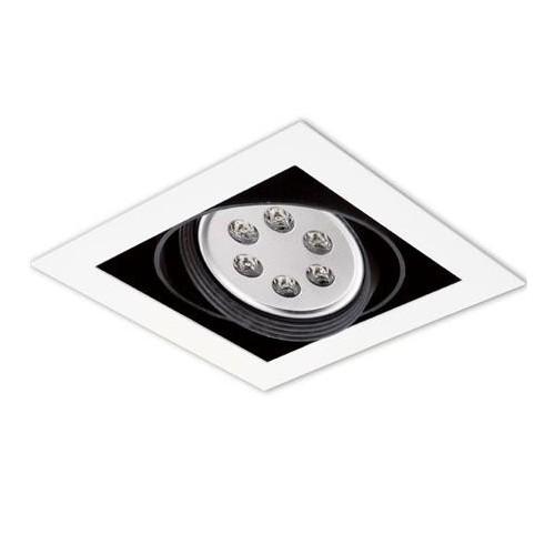 Embutido LED Cardánico AR-111, 1 luz 12w, Lucciola