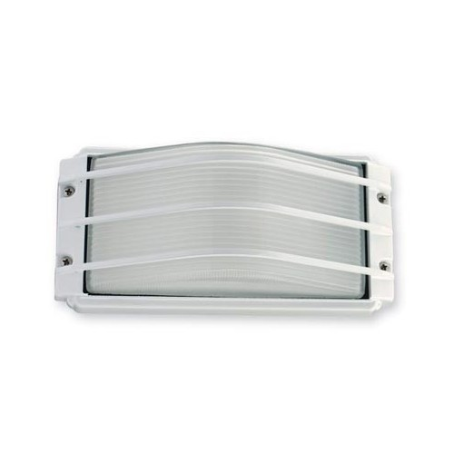 Aplique 551, 1 luz E27, fundición aluminio y vidrio