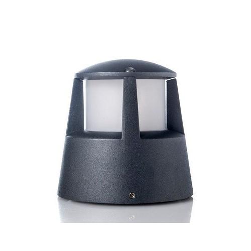 Farito D-100, 1 luz E27, fundición aluminio y acrílico